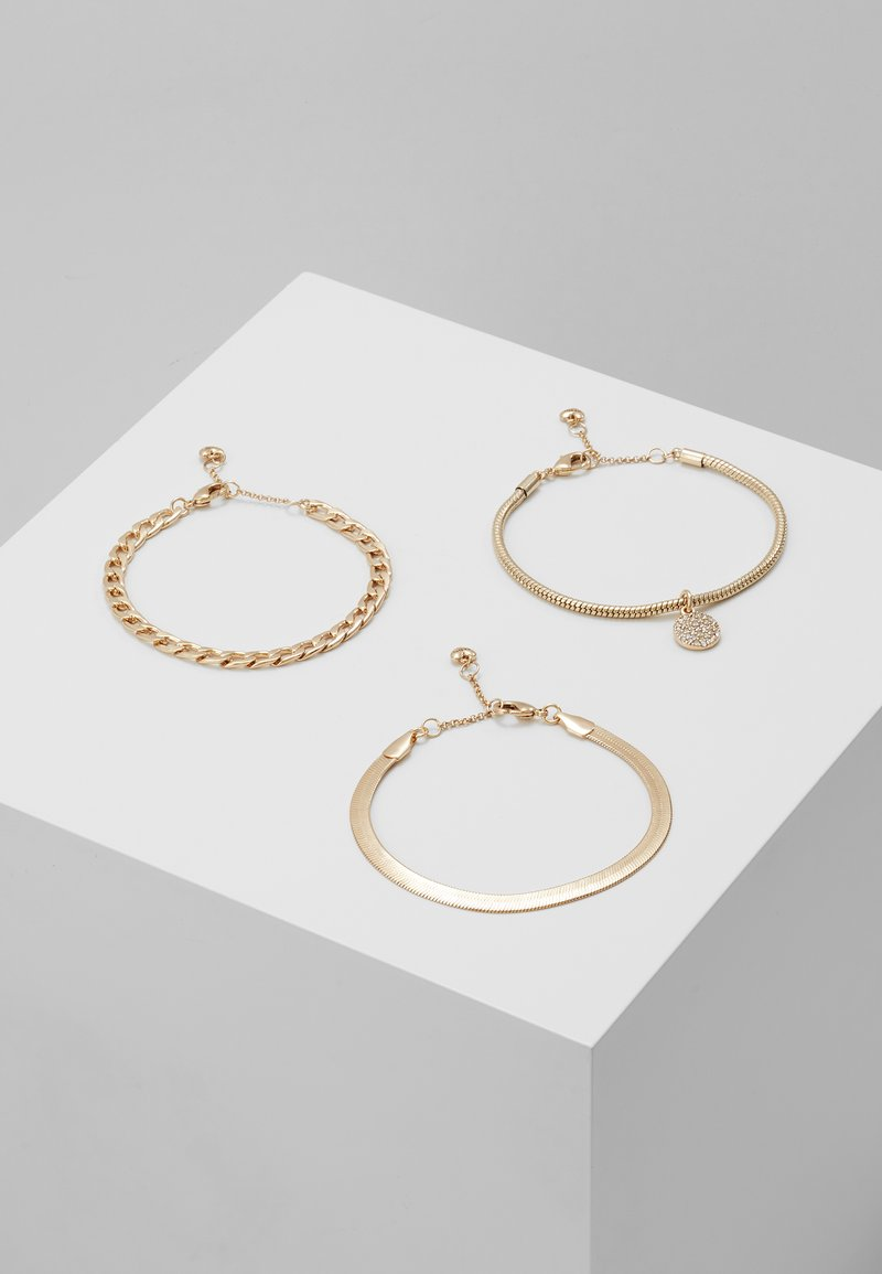 ALDO - ELUCLA 3 PACK - Bracciale - gold-coloured