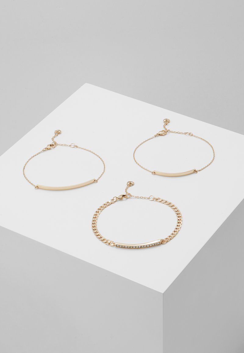 ALDO - GYCIA 3 PACK - Bracelet - gold-coloured