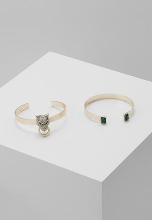 ERURWEN 2 PACK - Bracelet - medium green