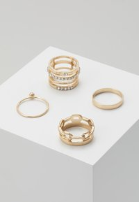 ALDO - AMORFILITH 4 PACK - Ring - gold-coloured - 2