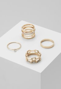 ALDO - AMORFILITH 4 PACK - Ringar - gold-coloured - 0