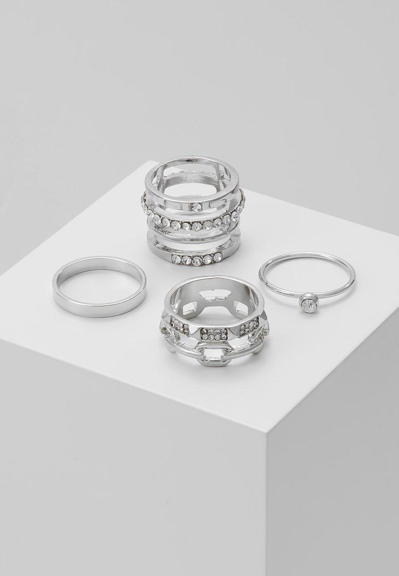 ALDO - AMORFILITH 4 PACK - Ring - white