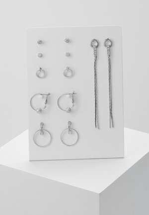 ABALESSI 6 PACK - Earrings - white
