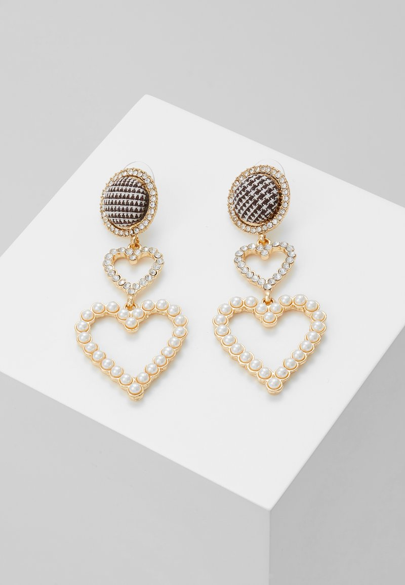 ALDO - DARESSI - Earrings - grey