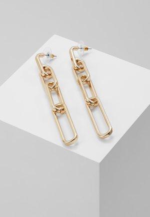 ELRATHIEN - Earrings - gold-coloured