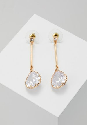 CARES - Earrings - gold-coloured