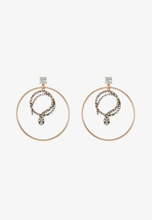 KALENIEL - Earrings - gold-coloured
