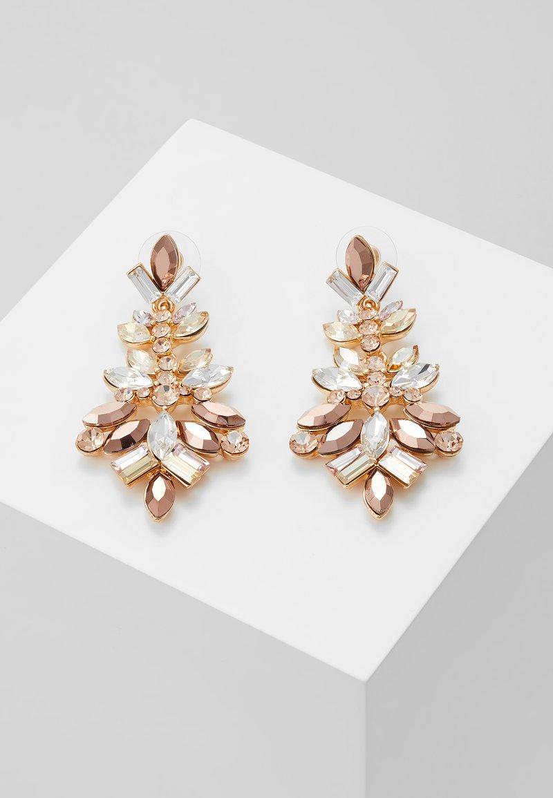 ALDO - LAPETINA - Earrings - bronze-coloured