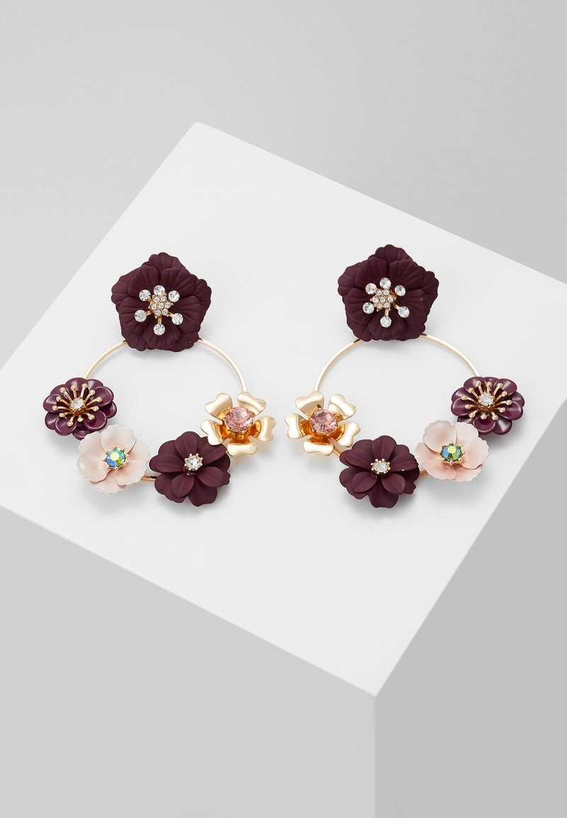ALDO - REASSA - Earrings - purple miscellaneous