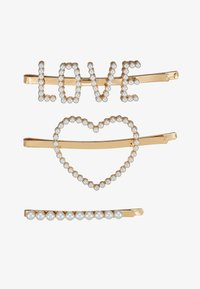 ALDO - KEILAN 3 PACK - Hair styling accessory - gold-coloured - 3