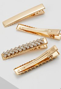 ALDO - ROZENTHAL 4 PACK - Hair styling accessory - gold-coloured - 2