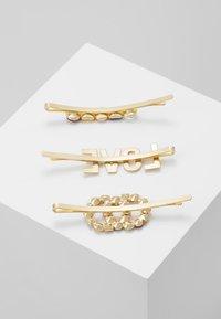 ALDO - DEVOA 3 PACK - Hårstyling-accessories - gold-coloured - 2