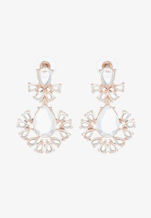 FILMADIA - Earrings - rose gold-coloured