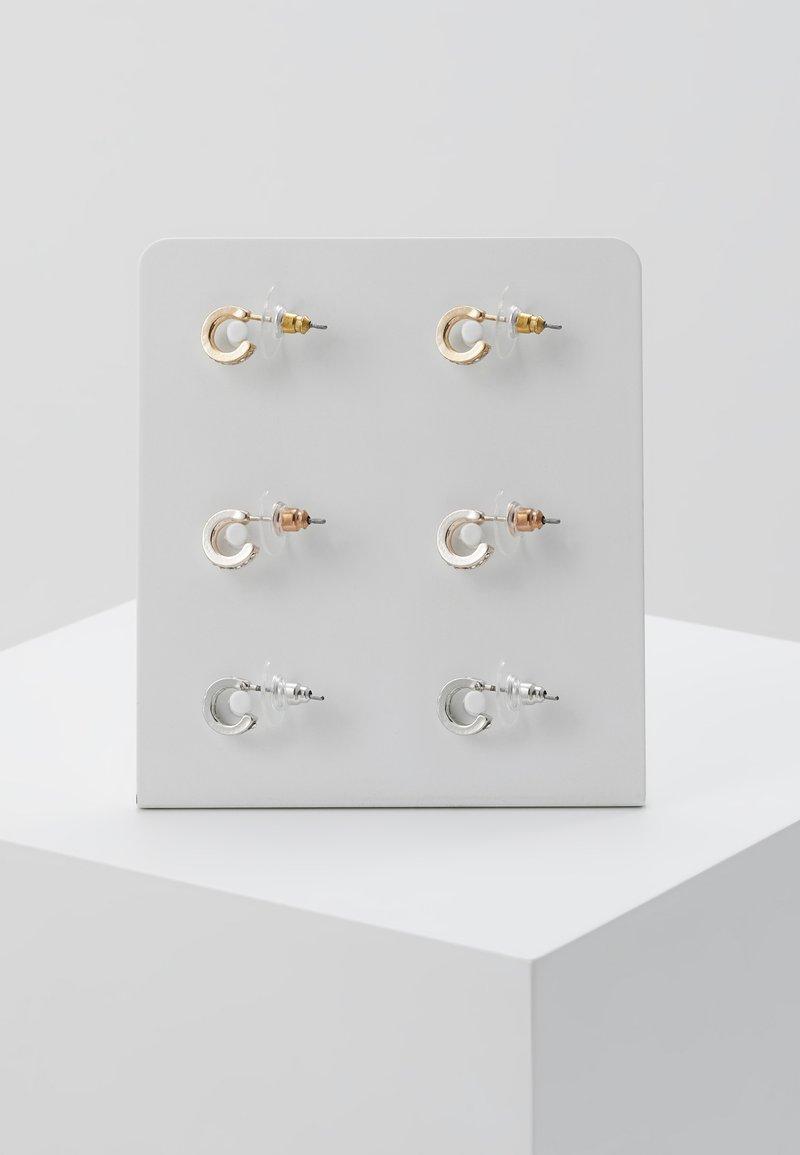 ALDO - TRASUNA 3 PACK - Oorbellen - gold-coloured