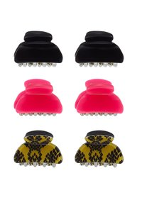 ALDO - BOOTENAL - Hair styling accessory - hot pink/black - 4