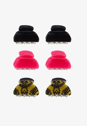 BOOTENAL - Hair Styling Accessory - hot pink/black