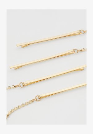 RAOWIA - Hair Styling Accessory - gold-coloured