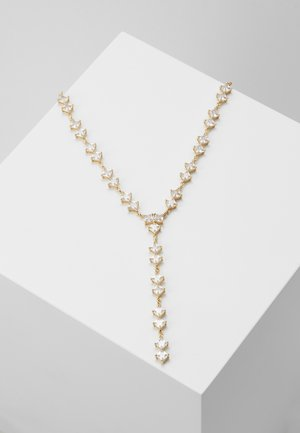 OLIELIAN - Ketting - clear on gold-coloured