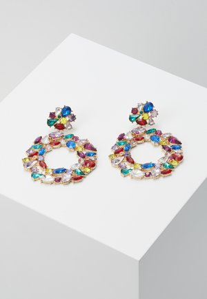 FROILLA - Pendientes - multi color/gold-coloured
