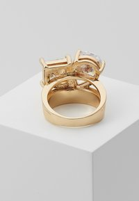ALDO - SOFTWIND - Ring - clear/gold-coloured - 2