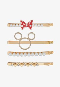 ALDO - DISNEY PINS MICKEY 4 PACK - Haaraccessoire - gold-coloured - 3