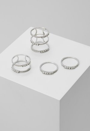 BRALEMMA 4 PACK - Ringar - silver-coloured