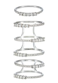 ALDO - BRALEMMA 4 PACK - Ring - silver-coloured - 2
