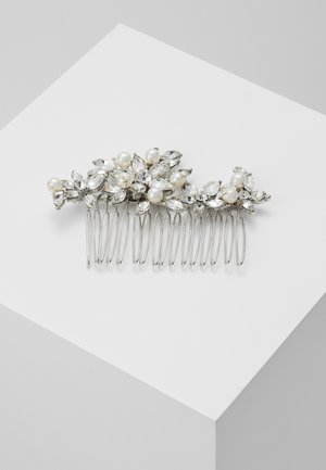 CHAPFENSEE - Accessori capelli - clear/rhodium-coloured