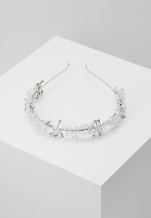 PULCHRA - Hårstyling-accessories - clear/rhodium-coloured