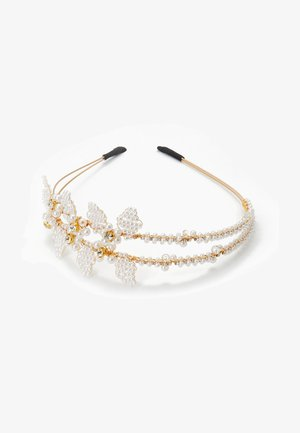 RHYNDARRA - Hair styling accessory - clear/gold