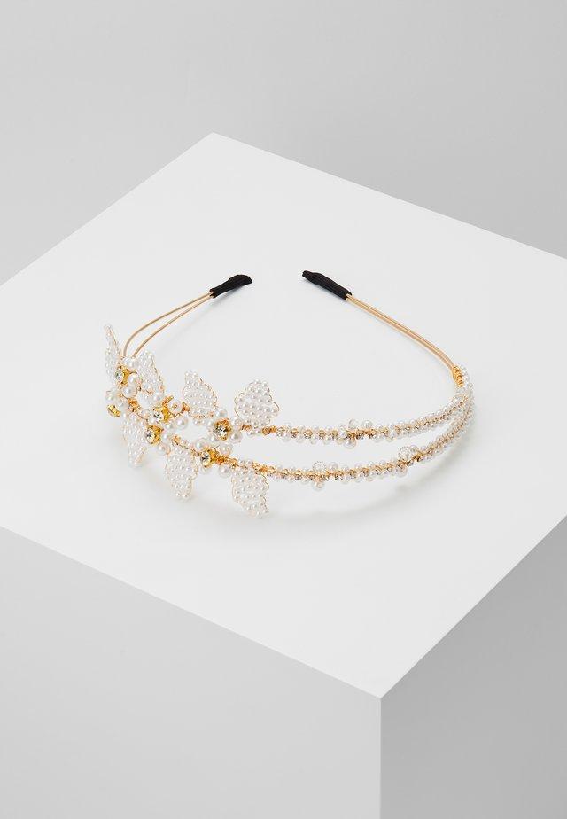 RHYNDARRA - Hair styling accessory - clear/gold