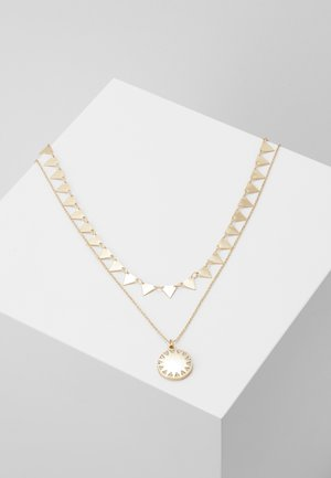 CADAFAIS SET - Necklace - gold-coloured