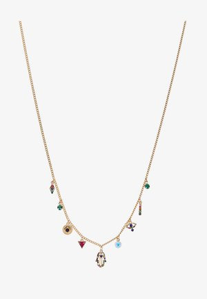 STRUMA - Necklace - multi/gold-coloured