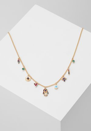 STRUMA - Collier - multi/gold-coloured