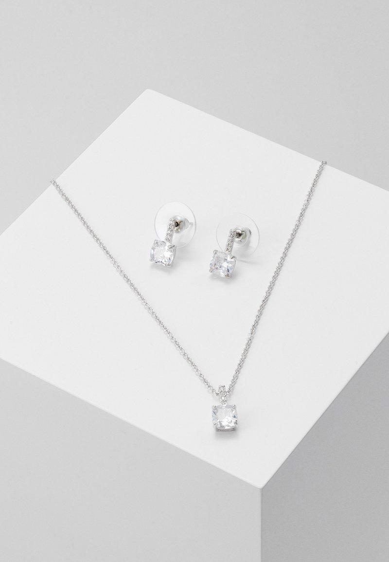 ALDO - TREZELA SET - Náušnice - silver-coloured