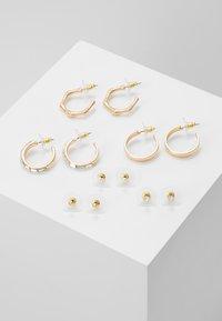 ALDO - ARGENTEA 6 PACK - Earrings - gold-coloured - 0