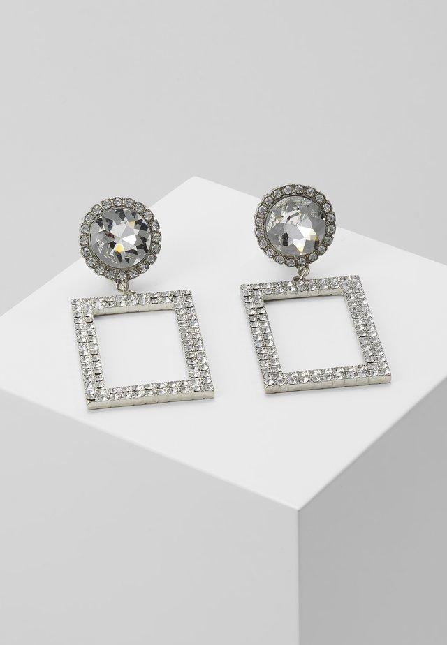CAYNE - Oorbellen - silver-coloured