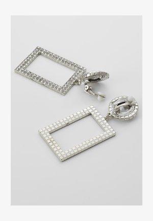 CAYNE - Earrings - silver-coloured