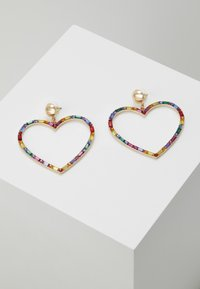 ALDO - ESRA - Boucles d'oreilles - bright multi/gold-coloured - 0