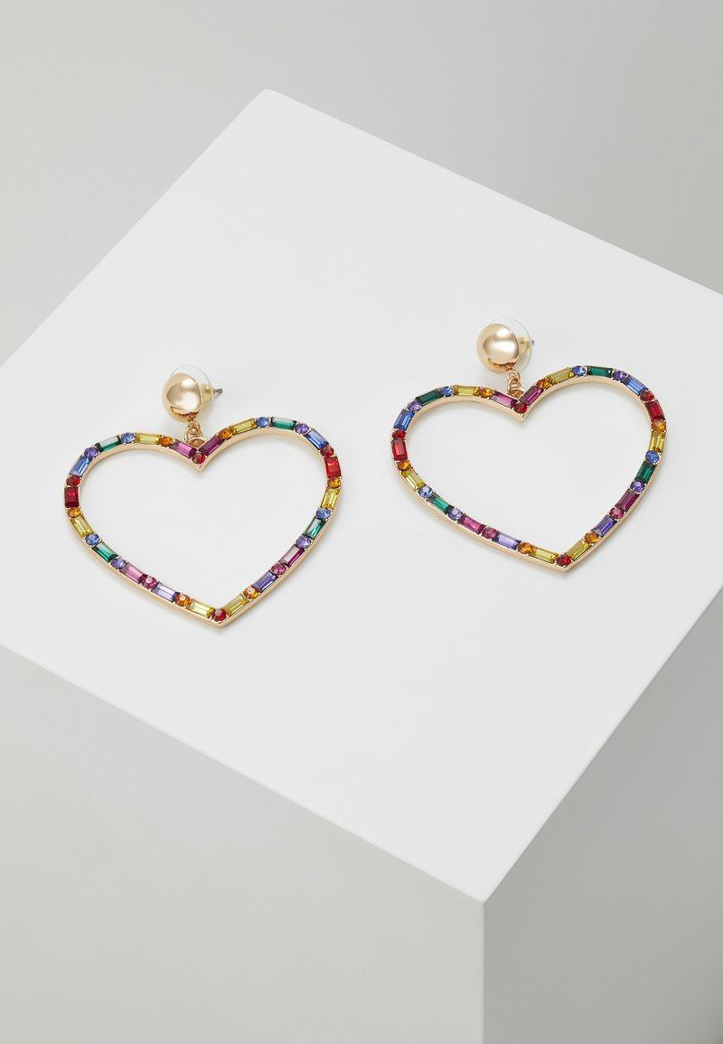 ALDO - ESRA - Boucles d'oreilles - bright multi/gold-coloured