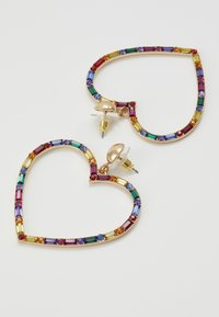 ALDO - ESRA - Boucles d'oreilles - bright multi/gold-coloured - 3