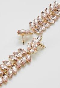 ALDO - HARPULIA - Örhänge - blush/gold-coloured - 2