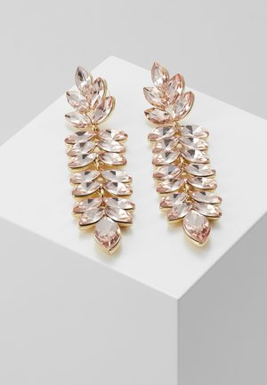 HARPULIA - Earrings - blush/gold-coloured