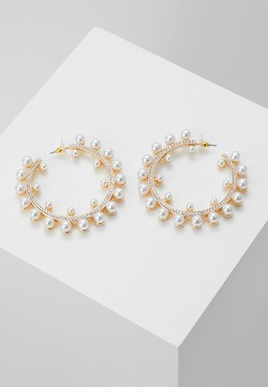 LOREVETH - Boucles d'oreilles - gold-coloured