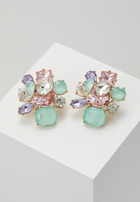 ALDO - MALAMOCCO - Pendientes - mint/blush/purple combo - 0