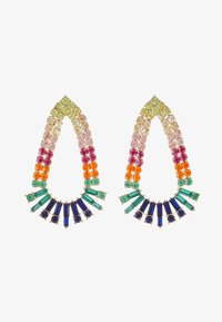 ALDO - MALVAGLIA - Earrings - bright multi/gold-coloured - 1