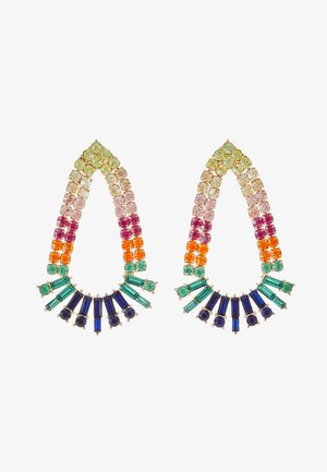 MALVAGLIA - Boucles d'oreilles - bright multi/gold-coloured