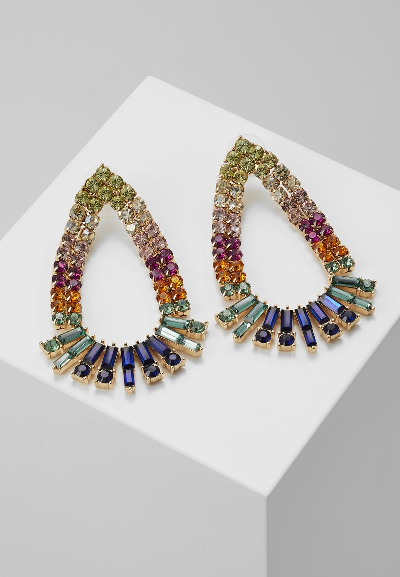 ALDO - MALVAGLIA - Earrings - bright multi/gold-coloured