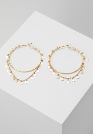 ZORERIA - Earrings - gold-coloured