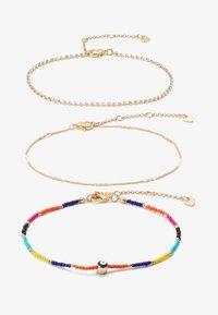ALDO - EDENAWET 3 PACK - Bracelet - bright multi on gold-coloured - 1
